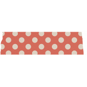 Orange Polka Dot Washi Tape
