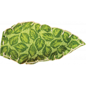 Tiny, But Mighty Fabric Leaf 02