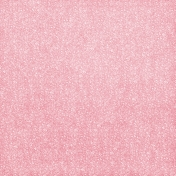 Tiny, But Mighty Pink Floral Fabric Paper