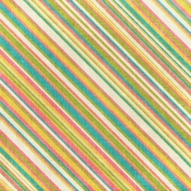 Tiny, But Mighty Diagonal Striped Paper