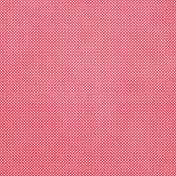 Tiny, But Mighty- Dark Pink Dot Fabric Paper