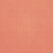Tiny, But Mighty- Medium Orange Dot Fabric Paper