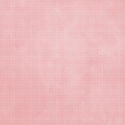 Tiny, But Mighty- Light Pink Flower Dot Paper