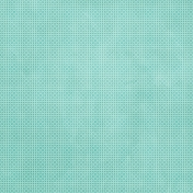 Tiny, But Mighty- Light Teal Flower Dot Paper