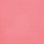Tiny, But Mighty- Medium Pink Solid Fabric Paper