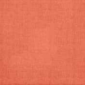 Tiny, But Mighty- Dark Orange Solid Fabric Paper