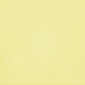 Tiny, But Mighty- Light Yellow Solid Fabric Paper