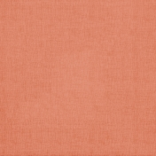 Tiny, But Mighty- Medium Orange Solid Fabric Paper