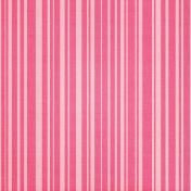 Tiny, But Mighty Pink Striped Paper