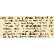 Be Mine- Love Definition