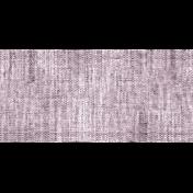 Be Mine- Purple Fabric Ribbon