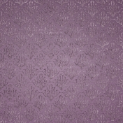 Be Mine- Purple Damask Fabric
