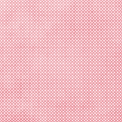Be Mine- Pink Polka Dot Paper