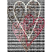 Be Mine- Heart Doodles 1