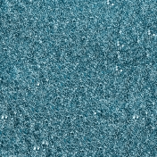 Christmas Memories- Blue Glitter Paper