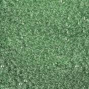 Christmas Memories- Green Glitter Paper