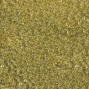 Christmas Memories- Yellow Glitter Paper