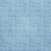 Quilted With Love- Vintage Blue Cotton Paper