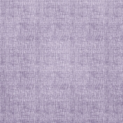 Quilted With Love- Vintage Purple Cotton Paper
