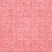 Quilted With Love- Vintage Red Cotton Paper