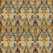 Antique Fabric Paper