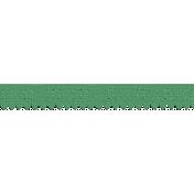 Green Lace Border