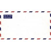 Christmas Memories Envelope