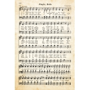 Christmas Memories Jingle Bell Music Sheet