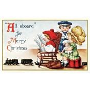Christmas Memories Postcard 3