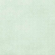 Be Mine Mini Paper Polka Dots- Green