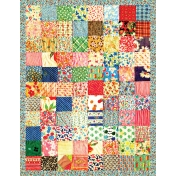 Quilted With Love- Vintage Patchwork Quilt