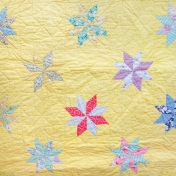 Antique Quilt Paper 02