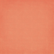 Orange Swiss Dot Fabric Paper