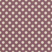 Plum Big Dots Paper