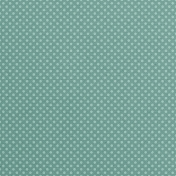 Light Teal Dots Paper