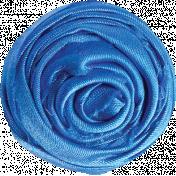 Blue Ribbon Rose