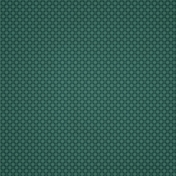 Teal Retro Circle Pattern Paper