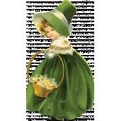 The Lucky One- Clover Girl Ephemera