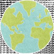 Earth Day- Globe 2