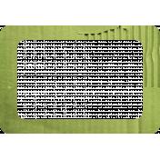Earth Day Mini- Cardboard Frame