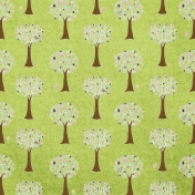 Earth Day- Green Tree Paper