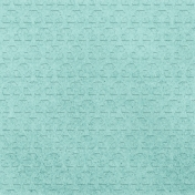 Earth Day- Teal Recycled Paper