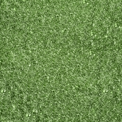 The Lucky One Medium Green Glitter Paper