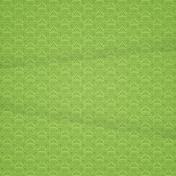 Green Celtic Clover Paper