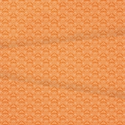 Orange Celtic Clover Paper