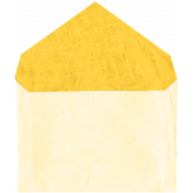 Sunshine and Lemons- Yellow Envelope