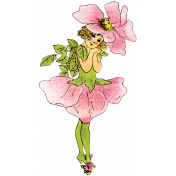 Enchanted- Briar Rose Flower Child