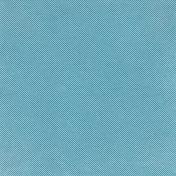 Hello Blue Stripe Paper