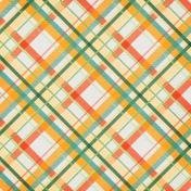 The Lucky One Plaid Paper