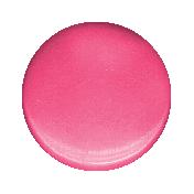 Hello- Dark Pink Button